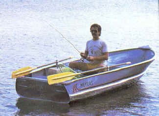Meyers Pro 12 Fishing Boat