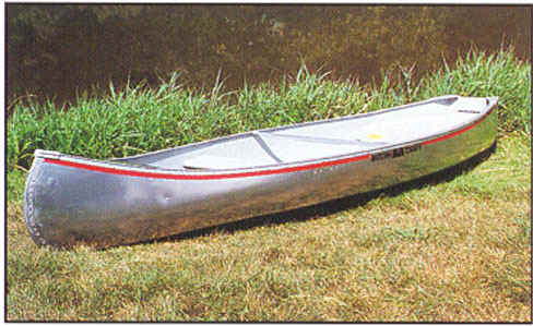 Michicraft L-12 Square Stern Canoe