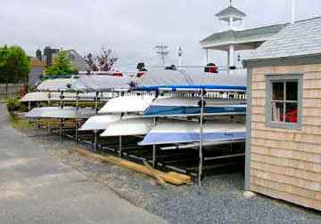Yacht Club Rack Storage