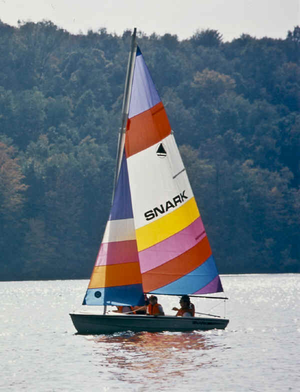 Snark Sunchaser Two Sailboat
