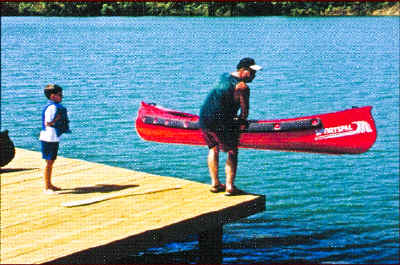 Sportspal S-12 Double End Canoe