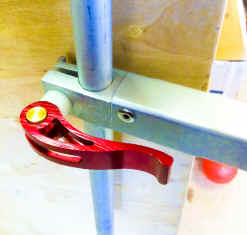 Float Arm Quick Release Clamp