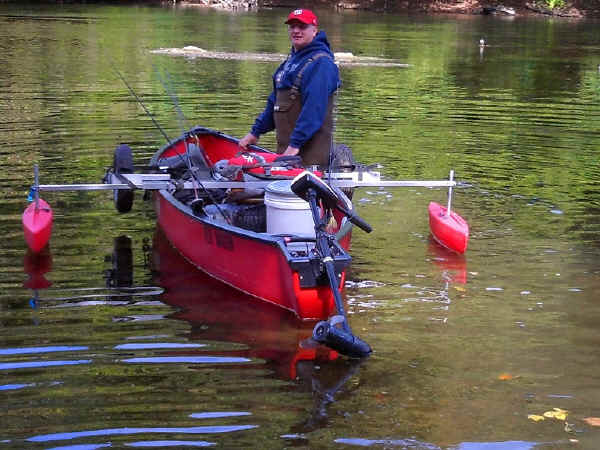 Stabilizer Floats - Fly Fishing