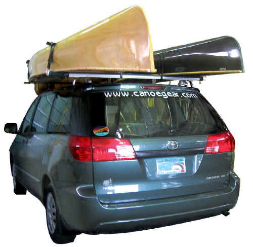Suction Cup Roof Rack