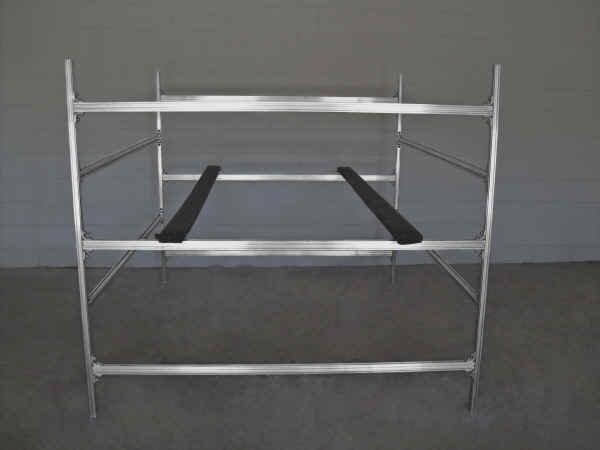 Trailex Rack Box Style Rack  SUT-3BR With Bunks