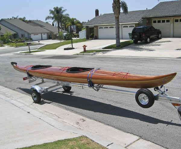 Trailex Kayak Trailer