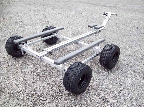 Cart Hauling for Boats Boat of Boat Folding suprod tr200