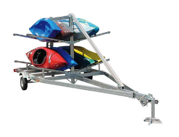 Multiple Kayak Trailer