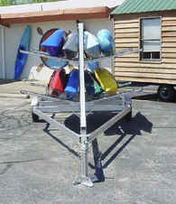 16 Kayak Trailer