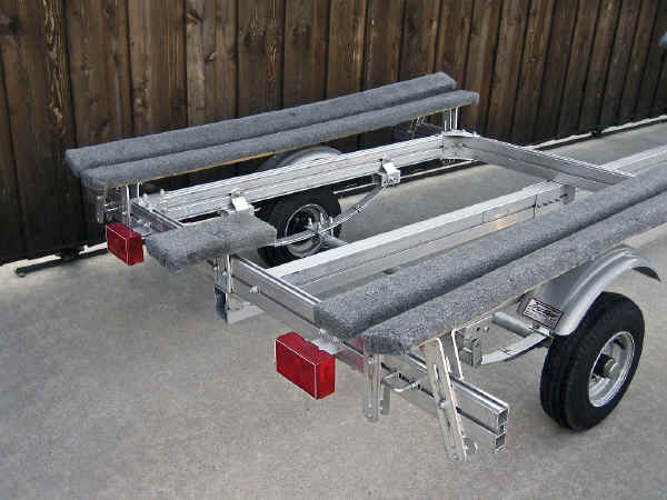 Trailex Trailer for Inflatable Boat