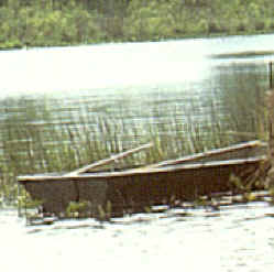 Jon Boat for Stabilizer Floats