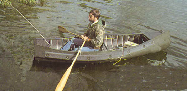 CastleCraft Sportspal Square Stern Canoe | Square End Canoes